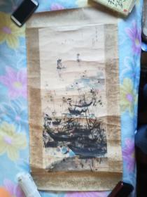 江南春风 画