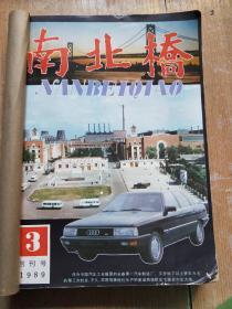 《南北桥》合订本 1989年3创刊号至1989年12总第10期