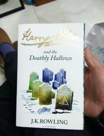 Harry Potter and the Deathly Hallows哈利波特與死亡圣器