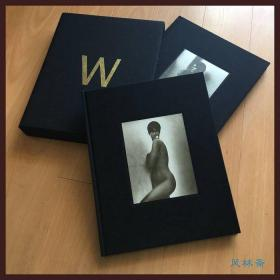 赫伯·里兹(Herb Ritts )经典人像作品集 Men/Women 20世纪摄影大师
