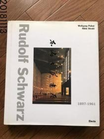 预约订购/意大利语/建筑/鲁道夫·舒瓦兹/Rudolf Schwarz 1897-1961. Ediz. illustrataCopertina rigida– 18 apr 2000年/464页/2.3公斤/25x28厘米