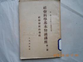32524《社会科学基本知识讲座》馆藏