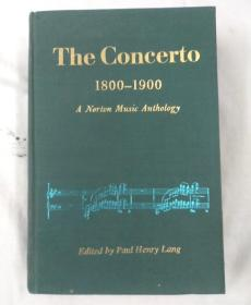 The Concerto协奏曲(1800-------1900)精装本