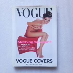 VOGUE COVERS(英文原版)精装、8开