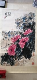 金鉴才花鸟画(3.8平尺)