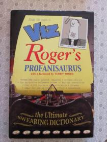 Roget's Profanisaurus   英文原版