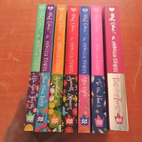 The Princess Diaries(3,4,6,7,8,9,10)【7本合售】
