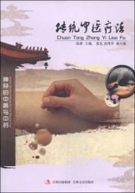 中国文化知识文库--传统中医疗法