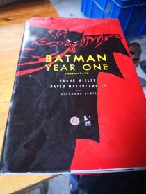 BAT MAN   一本超人或蝙蝠侠的漫画书