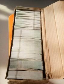 550枚游戏卡片合售。一号箱!