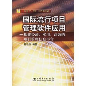 国际流行项目管理软件应用:构建经济、实用、高效的项目管理信息平台