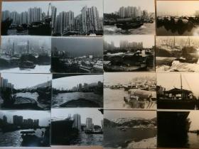 1980年香港老旧风貌 45张
