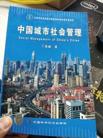 中国城市社会管理