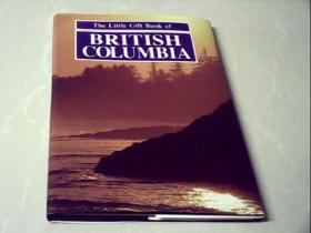 BRITISH  COLUMBIA(精装)