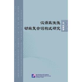 汉语致使性动宾复合词构式研究