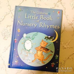The Usborne little book of Nursery rhymes 童谣小书
