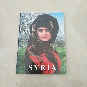 SYRIA叙利亚(英文版)