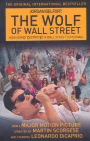 The Wolf of Wall Street 华尔街之狼 英文原版