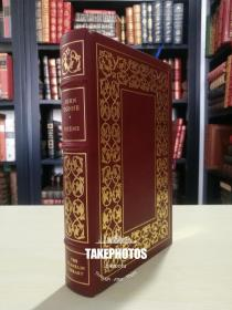 John Donne Poems 《约翰邓恩诗集》 franklin library 1978年真皮精装 限量收藏版 世界100伟大名著系列丛书之一