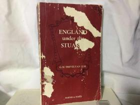斯图亚特时期的英国 ENGLAND under the Stuarts