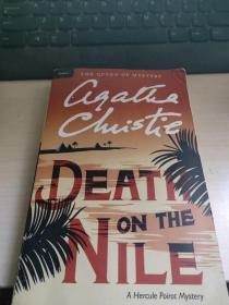 Death on the Nile: A Hercule Poirot Mystery (Hercule Poirot Mysteries) 尼罗河上的惨案