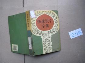 快速识字字典  杨洪清、朱新兰  编著 / 精装