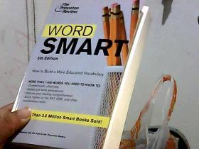 Word Smart, 5th Edition (Smart Guides) 聪明词汇 英文原版