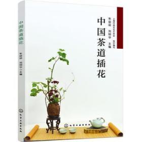 正版新书 中国茶道插花