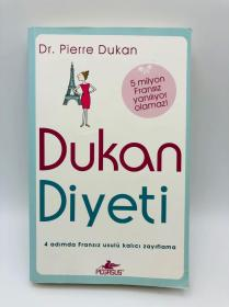 Dukan Diyeti 土耳其文原版《杜坎饮食》