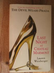 Last Night at Chateau Marmont 在夏特蒙特酒店过夜