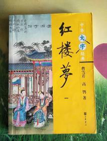 中华大字经典《红楼梦》一
