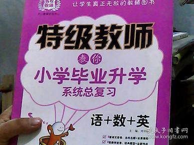 特级教师教你·小学毕业升学系统总复习:语文(最新修订版)