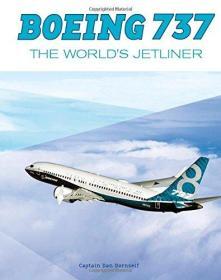 现货 Boeing 737: The Worldas Jetliner 英文原版 波音737:瓦纳斯喷气客机