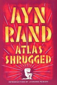 Atlas Shrugged 安兰德 英文原版《阿特拉斯耸耸肩》