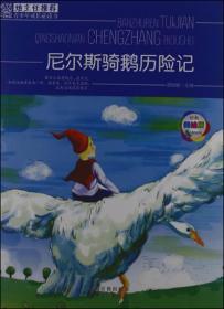 班主任推荐青少年成长必读书——尼尔斯骑鹅历险记(美绘本) 谭树