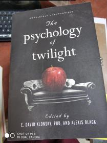 特价现货~Psychology of Twilight9781936661121
