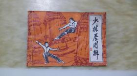 少林拳图解(少林连环拳 插图本)(武术类)