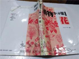原版日本日文书 植物カツト集I 花 ジム・ハ―夕― 株式会社マ―ル社 1997年2月 16开软精装