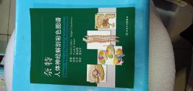 奈特人体神经解剖彩色图谱
