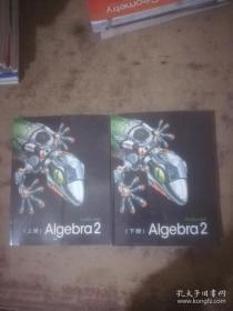 Aigebra2 上下册(两本合售)