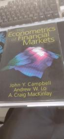 The Econometrics of Financial Markets 金融市场的计量经济学