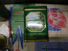 祖国风光茶叶罐