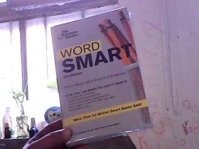 Word Smart, 5th Edition (Smart Guides) 聪明词汇 英文原版