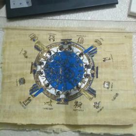 埃及纸草画