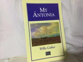 薇拉·凯瑟 小说 My Antonia by Willa Cather 我的安东尼娅
