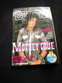 买满就送 日本Burrn杂志 一本, 朋克摇滚音乐人介绍