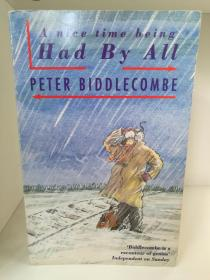 A Nice Time Being Had by All by Peter Biddlecombe (旅行)英文原版书