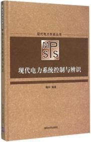 现代电力系统控制与辨识/现代电力系统丛书 正版 鞠平著  9787302384687