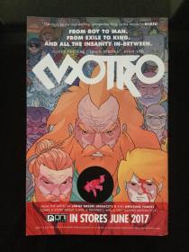 Motro美国漫画杂志 Oni Press出品 美国原版海淘