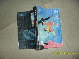 骷髅画(85品小32开书脊有磨损1988年1版1印80500册377页)43937